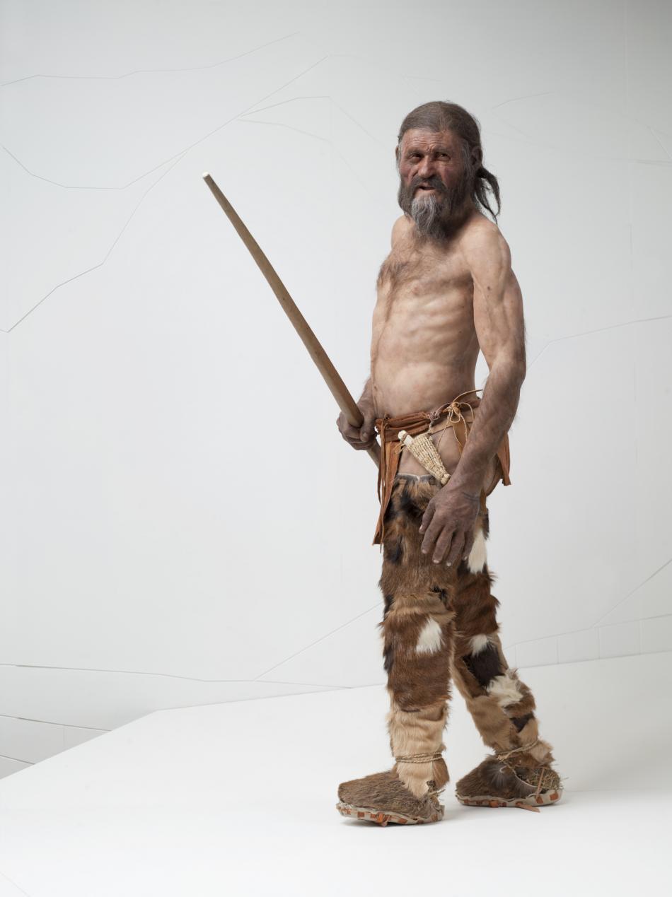Le ultime ore della vita di Ötzi