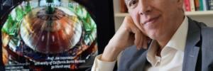 Joe Incandela, responsabile dell'esperimento sul bosone di Higgs.