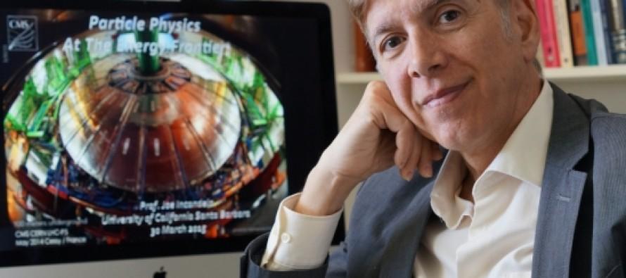 Joe Incandela: come abbiamo trovato il bosone di Higgs