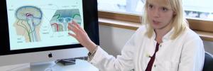 salli antila, cervello e sistema linfatico