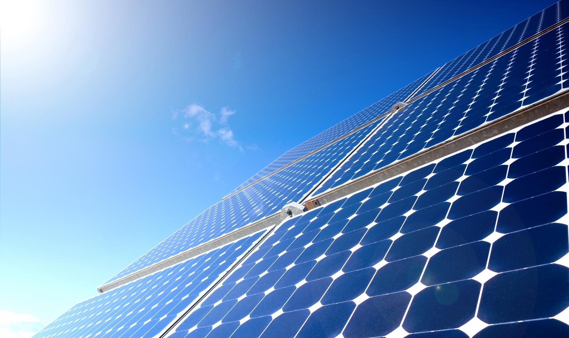 Pannelli solari sì, ma belli per favore