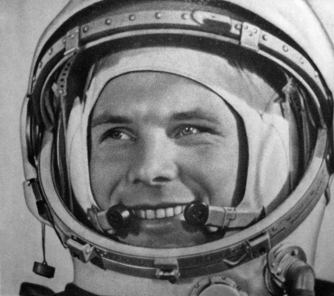 Il viaggio di Gagarin
